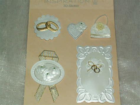 Sticker Hochzeit Ringe by 3d Sticker Hochzeit Ringe Die Tischdekoration Zu Allen