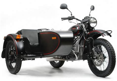 ural retro sidecar motorcycle retro thing ural unveils more affordable sidecar motorcycle