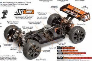Electric Rc Car Parts List Rc Car Parts Electric Nitro Spare Part Hop Ups