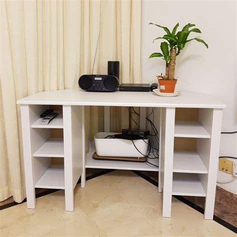 ikea corner desk with shelves ikea uk corner desk white hostgarcia