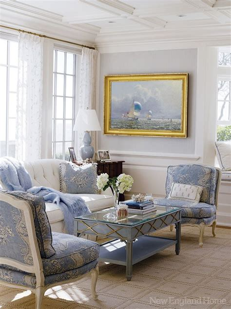 beautiful formal living rooms a beautiful formal living room in a cape cod home done in understated shades of blue photo by