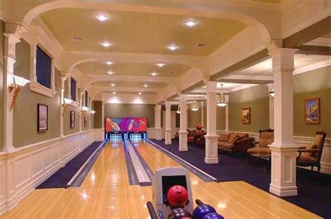 residential bowling alleys by others fusion bowling