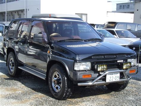 nissan terrano 1990 nissan terrano v 30 r3m 1990 used for sale