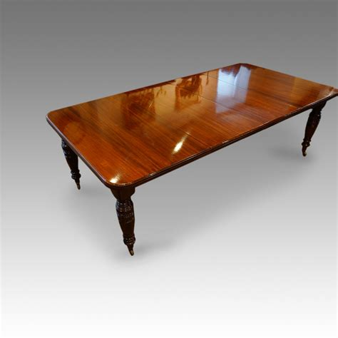 Antique Dining Table Uk Mahogany Extending Dining Table Circa 1880 Hingstons Antiques Dealers