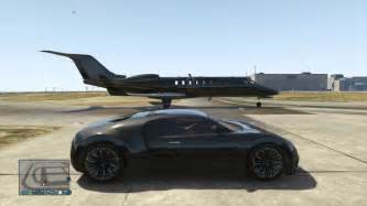 Bugatti Racing A Jet Gta V Ultimate Drag Races Luxor Jet Vs Adder