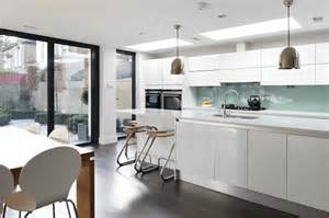 Cooking Islands For Kitchens modern extension to an edwardian home self build co uk