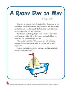 Rainy Season Essay In by Passagbank A Passage Search Engine For Teachers
