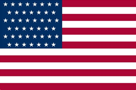 printable us state flags united state of america usa flag pictures