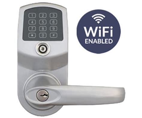 Wifi Bolt Lock new lockstate remotelock ls 6i wifi enabled keyless door lock ebay