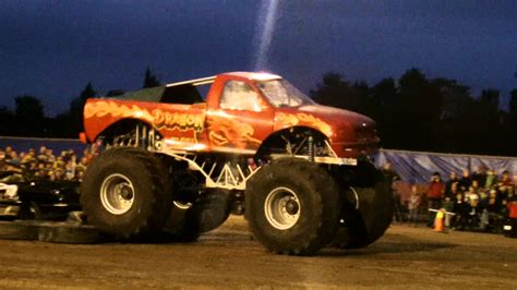 monster truck stunt show monster truck stunt show youtube