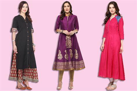 7 kurti designs that make short women look taller the stylish neck designs of kurtis 2018 home decor