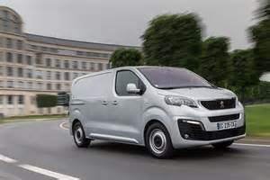 Peugeot Dispatch Peugeot Expert 2016 Pictures Auto Express