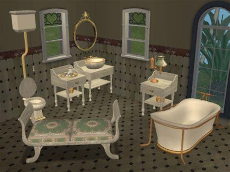 Sims 2 Bathroom by Bathrooms