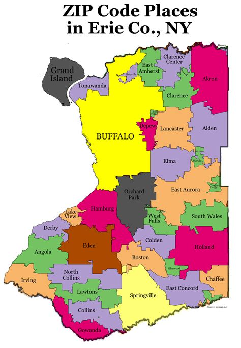 buffalo ny zip code map the buterblog 39 i d map that