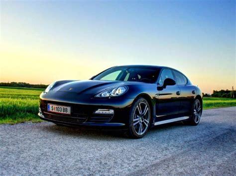 Porsche Panamera Diesel Test by Porsche Panamera Diesel Testbericht Auto Motor At