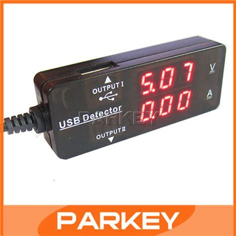 Dc Voltmeter Usb Tester yb26va usb tester dc digital ammeter voltmeter apple tablet and mobile phone samsung s4 3 2 10v
