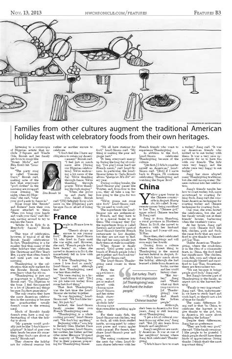 November 2013 Issue by Harvard-Westlake - Issuu