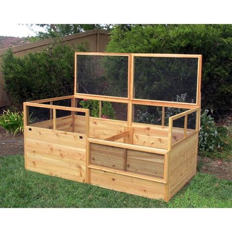 Raised Garden Bed Fence Ideas Diy Possibilities For Adding Fence Around Raised Beds Garden Gardens Raised