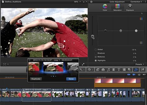 final cut pro jobs uk how to use auditions in final cut pro x tutorials
