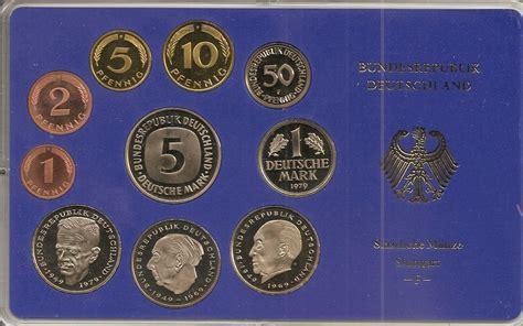 was ist ein bd im bad brd kursm 252 nzensatz 1979 pp f m 252 nzen banknoten
