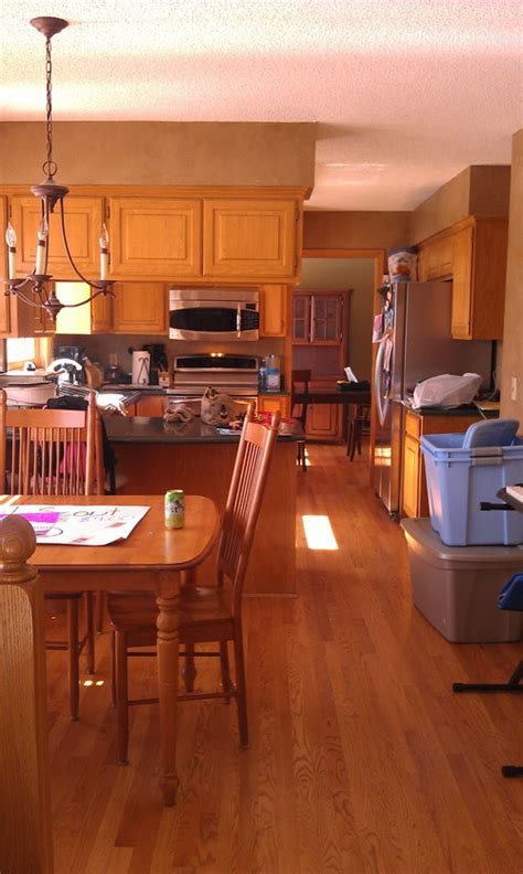 how to remodel a room expanding a kitchen remodel into an unused formal dining space