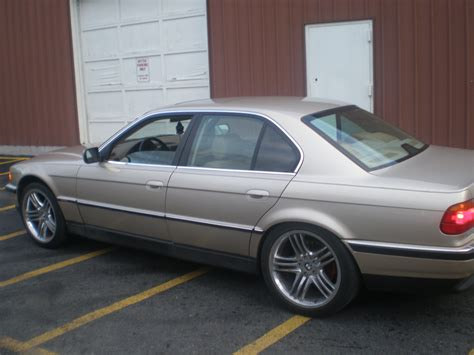 1995 Bmw 7 Series by Znr2702 1995 Bmw 7 Series Specs Photos Modification Info