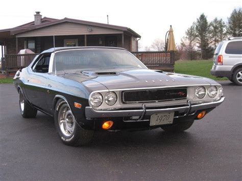 1970 Dodge Challenger Black by Seller Of Classic Cars 1970 Dodge Challenger Black Black
