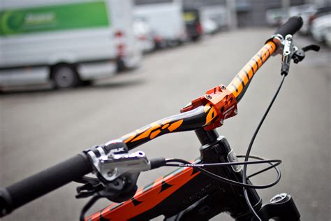 Handlebar Sepeda Mtb atomlab sl handlebar and stem 2015 mountain bike