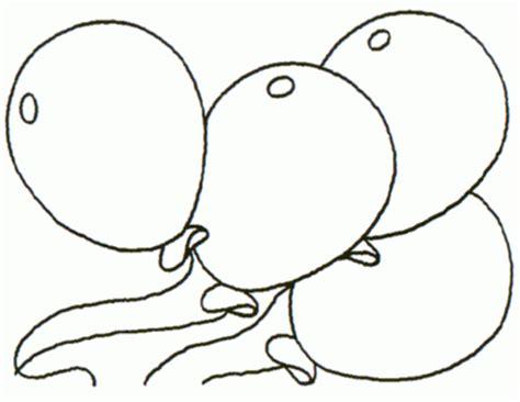 imagenes variadas para imprimir globos para colorear