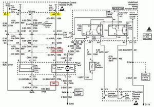 Wiring Diagram 2000 Grand Prix 1997 2003 Pontiac Grand