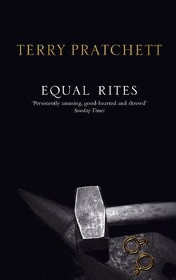 equal rites by terry pratchett occasional mumbling