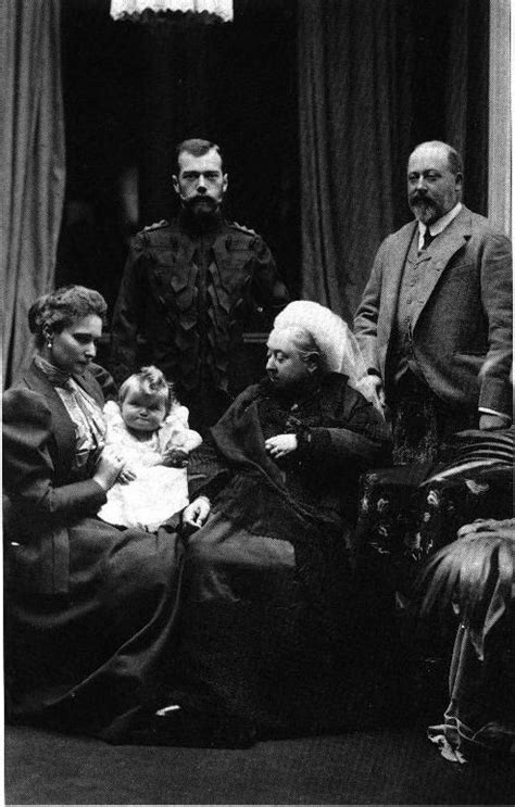 Empress Of Wolves family photo from left princess alix future tsarina