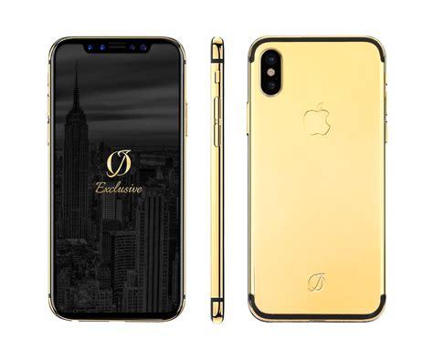 24k gold iphone xs max custom iphone xs max oj exclusive