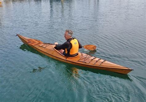 kayak stick boats for sale wooden kayak company is a profile of perseverance nw