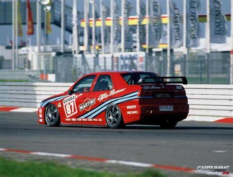 alfa romeo 155 race car 187 cartuning best car tuning