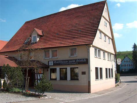 Küche Mit Speis by Gasthof Hirsch M 228 Gerkingen
