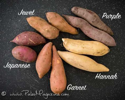 what color are sweet potatoes types of sweet potatoes with images and why you should
