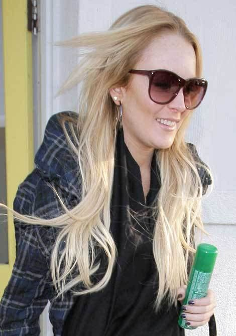Lindsay Lohan To Front Stuart Couture Line by Lohan Lost Modeling Contract Aisha