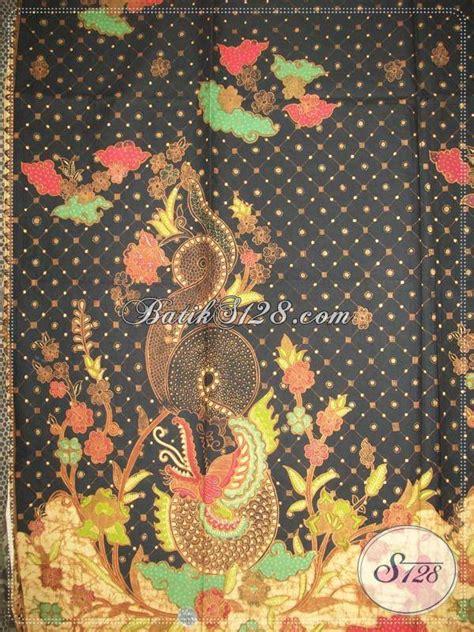 Batik Tulis Keris Kombi Kawung Limited gambar blouse garutan 07 mutiaranusantara atasan gambar