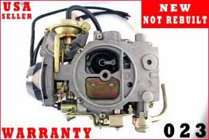 Isuzu Carburetor New Carburetor Isuzu 2 3l 4zd1 2254cc Amigo Trooper