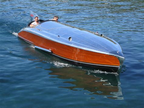 fast old boats hornet ii 1930 garwood race boat classic wooden boats