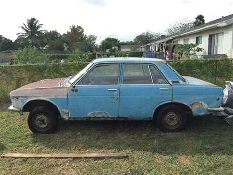 Craigslist Port Cars by Datsun 510 For Sale In Florida Bluebird Classifieds