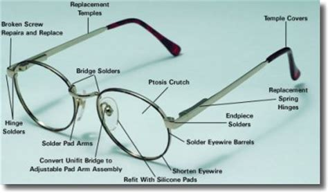 eyeglasses repair bbt