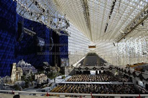 Catholic Church Floor Plan spiritual experience at crystal cathedral in garden grove