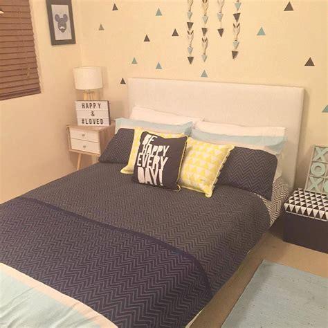 gambar  ide warna cat kamar tidur ngetrend  dekor