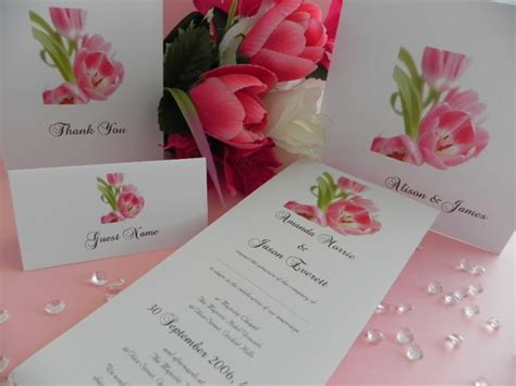 cheap wedding invitations from 99c each affordable - Tulip Wedding Invitations