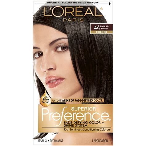 loreal hair color codes l or 233 al superior preference permanent hair color ebay