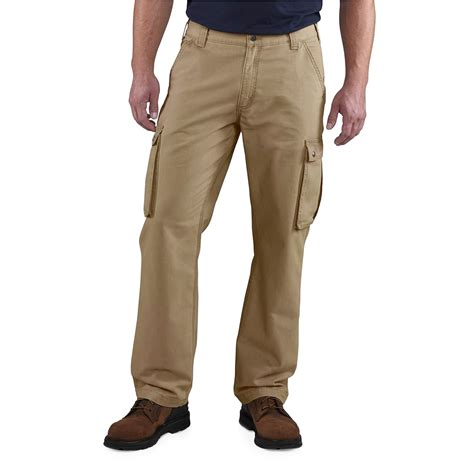 rugged khakis carhartt rugged cargo for