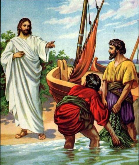 imagenes de jesus llamando a sus discipulos historia b 237 blicas para ni 241 os 14