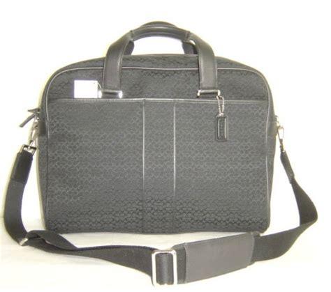 Signature Wilbury Messenger Bag by Teamo Coach Coach Signature Laptop Messenger Bag